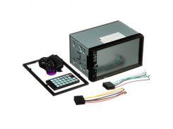 Автомагнитола Noisy MP5-7021 2DIN MP3 SD AUX Bluetooth 4 х 45W Черный (hub_np2_1359)