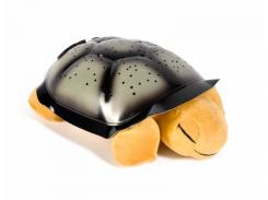 Ночник-проектор звездного неба Turtle Night Sky Черепаха Бежевая (mx-30)