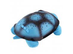 Ночник-проектор звездного неба Turtle Night Sky Черепаха Blue (mx-31)