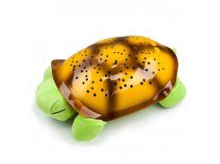 Ночник-проектор звездного неба Turtle Night Sky Черепаха Green (mx-33)