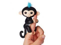 Интерактивная ручная обезьянка Finger lings Черная (hub_fFxL17555)