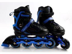 Роликовые коньки Caroman Sport 27-31 Blue (503752028-S)