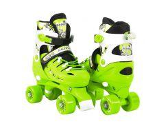 Роликовые коньки Scale Sports 29-33 Green (224737370)