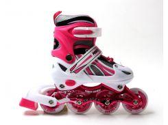 Роликовые коньки Power Champs 29-33 Pink (266482573-S)