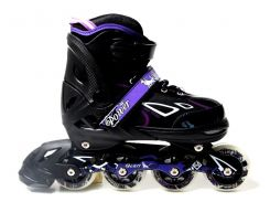 Роликовые коньки King Power 38-41 Violet (1664042474-L)
