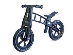 Велобег Balance Trike надувные колеса Black (847304197)