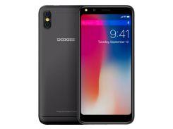 Doogee X53 1/16Gb Black (STD01131)
