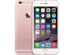 apple iphone 6s 64gb rose gold  refurbished (std02914)