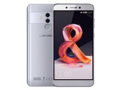 Leagoo T8S 4/32Gb Silver Gray (STD02677)