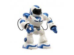 Роботштурмовик KidBe Smart Airbot на радиоуправлении Бело-синий (sd-24)