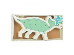 Деревянная игрушка ночник Tree Toys MD 2079 динозавр Зеленый (2079-2)