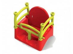 Качели Doloni Toys 0152 40 × 32 × 40 см Красные