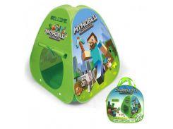 Палатка Bambi 84899 85 х 85 х 90 см Майнкрафт Зеленый