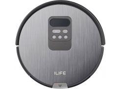 Пылесос-робот ILIFE A80 Grey