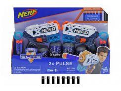 Комплект бластеров NERF X-Hero (7013)