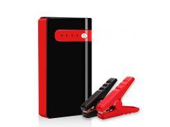 Пуско-зарядное устройство Bulei 8000 mAh Jump Starter + Power Bank + LED фонарь Черный (k24s)