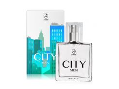 Туалетная вода для мужчин LAMBRE City Men 50 мл (LAM-121061)