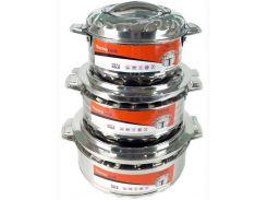 Набор 3 термо-кастрюли TOiTO Hot&Cold (TT-TER-SET1_psg)