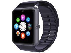 Смарт-часы UWatch Smart GT08 Black (GT08B)