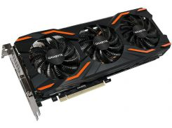 Видеокарта Gigabyte GeForce GTX1080 WINDFORCE OC 8G GV-N1080WF3OC-8GD (F00132804)