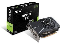 Видеокарта MSI GeForce GTX1060 AERO ITX 6G OC (F00133960)
