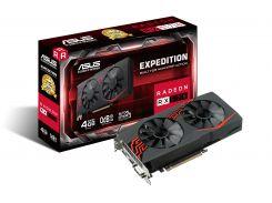 Видеокарта Asus Radeon RX 570 4GB EX-RX570-4G (F00146021)