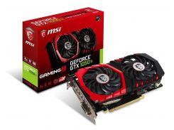 Видеокарта MSI GeForce GTX 1050 TI Gaming X 4GB GeForce GTX 1050 Ti GAMING X 4G (F00149042)