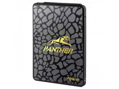 SSD накопитель Apacer AS340 Panther 240GB 2.5 SATAIII TLC AP240GAS340G-1 (F00160302)