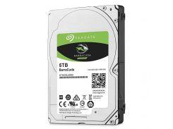 Жесткий диск Seagate BarraCuda HDD 5TB 5400rpm 128MB ST5000LM000 2.5 SATA III (F00162994)