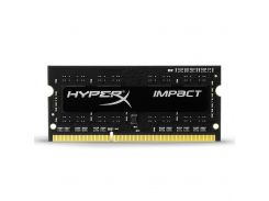 Оперативная память Kingston HyperX 4GB 1600MHz Impact Black CL9 1.35V (HX316LS9IB/4)