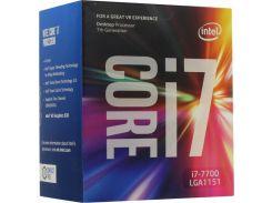 Процессор Intel I7-7700 BOX s-1151 BX80677I77700 (F00149247)
