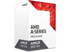 Процессор AMD A6-9500 3.50GHz 1MB BOX 65W AD9500AGABBOX (F00149302)
