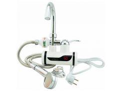 Проточный водонагреватель с душем Instant Electric Heating (R0019)