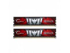 Оперативная память G.Skill DDR3-1600 8192MB PC3-12800 Kit of 2x4096 Aegis (F3-1600C11D-8GIS)