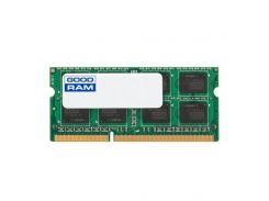Оперативная память Goodram 8GB SODIMM DDR3L-1600 (GR1600S3V64L11/8G)