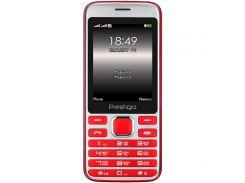 Prestigio Grace A1 1281 Dual Sim Red (PFP1281DUORED)