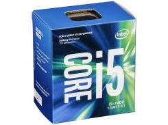 Процессор Intel Core i5-7400 BX80677I57400 (F00149245)