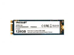 Накопитель Patriot Scorch 128GB M.2 2280 PCIe Gen 3.0 x2 3D TLC (F00150963)