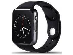 Смарт-часы (Smart Watch A1 Black)