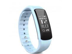Фитнес-браслет iWOWN i6 HR Blue (7202)