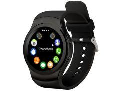 Смарт-часы Smart Watch G3 Черные (nri-2234)