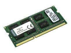 Оперативная память Kingston 8GB SODIMM DDR3L 1600 MHz (KVR16LS11/8)