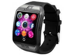 Смарт-часы UWatch Q18 Black (2631-7233)