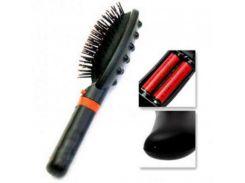 Массажная расчёска на батарейках стимулирующая рост волос Good Idea (hub_GVUQ48161)