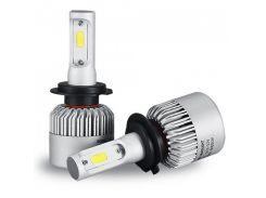 Лампы светодиодные UKC Car Led H7 (au1666i2655)