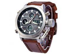 Наручные часы AMST 3003 Коричневые (hub_PBju73183)