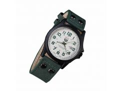 Наручные часы SOKI Зеленые (5088gai3515)