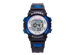 Спортивные часы S SPORT HONHX Синие (5085gai3402)