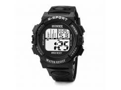 Спортивные часы S SPORT HONHX Черные (5080gai3495)