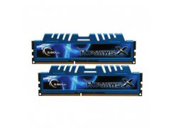 Оперативная память G.Skill DDR3-2400 8192MB PC3-19200 Kit of 2x4096 RipjawsX (F3-2400C11D-8GXM)